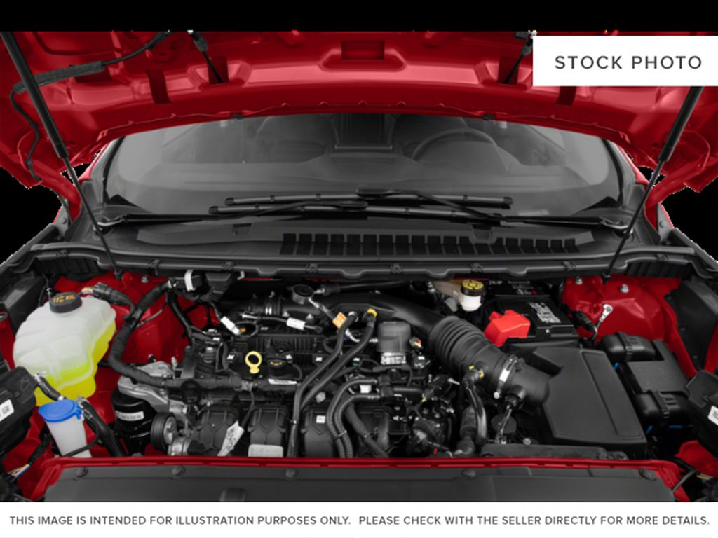 Black[Agate Black] 2021 Ford Edge Engine Compartment Photo in Dartmouth NS
