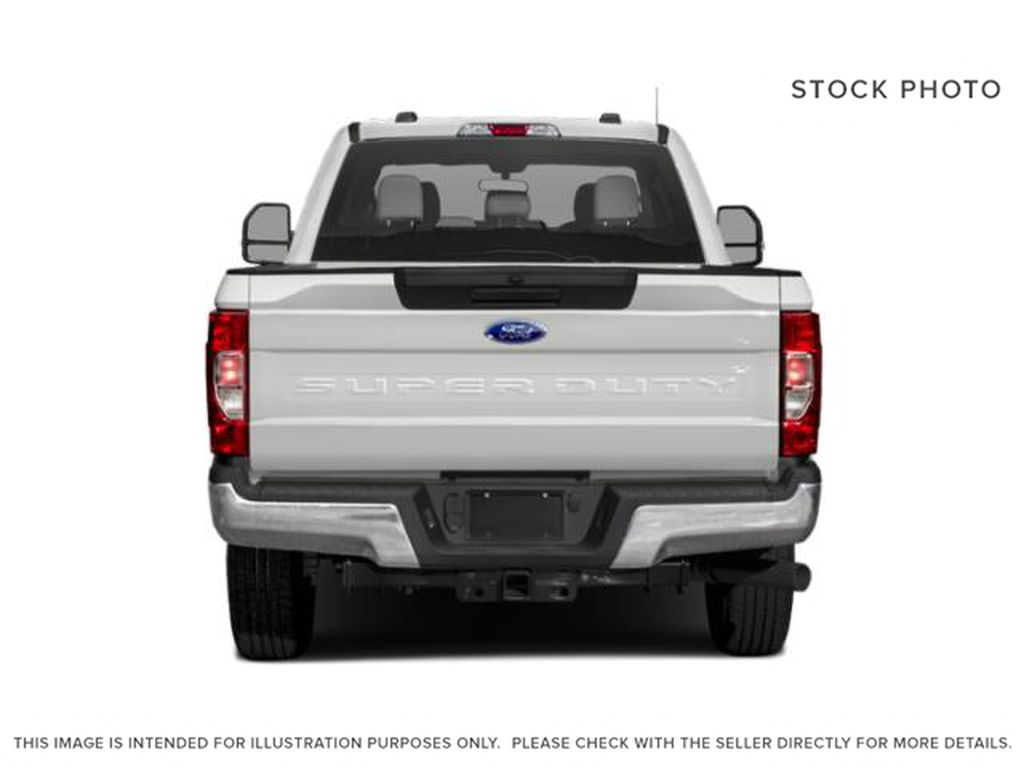 Blue[Antimatter Blue Metallic] 2022 Ford Super Duty F-250 SRW Rear of Vehicle Photo in Dartmouth NS