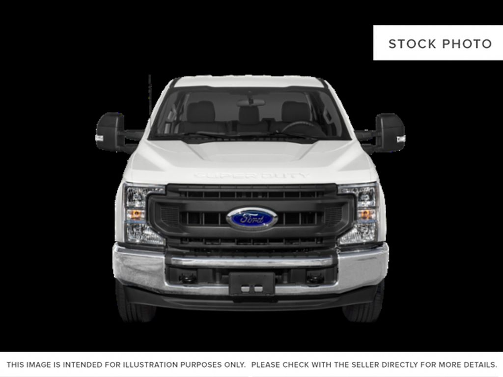 Blue[Antimatter Blue Metallic] 2022 Ford Super Duty F-250 SRW Front Vehicle Photo in Dartmouth NS
