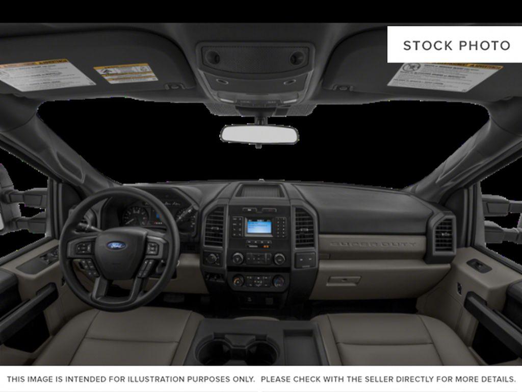 Gray[Carbonized Grey Metallic] 2022 Ford Super Duty F-250 SRW Central Dash Options Photo in Dartmouth NS