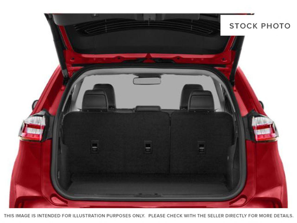 Black[Agate Black] 2021 Ford Edge Trunk / Cargo Area Photo in Dartmouth NS