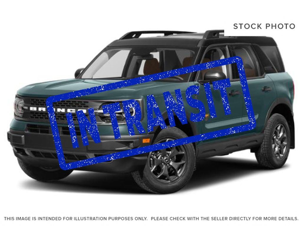 Blue[Area 51] 2021 Ford Bronco Sport