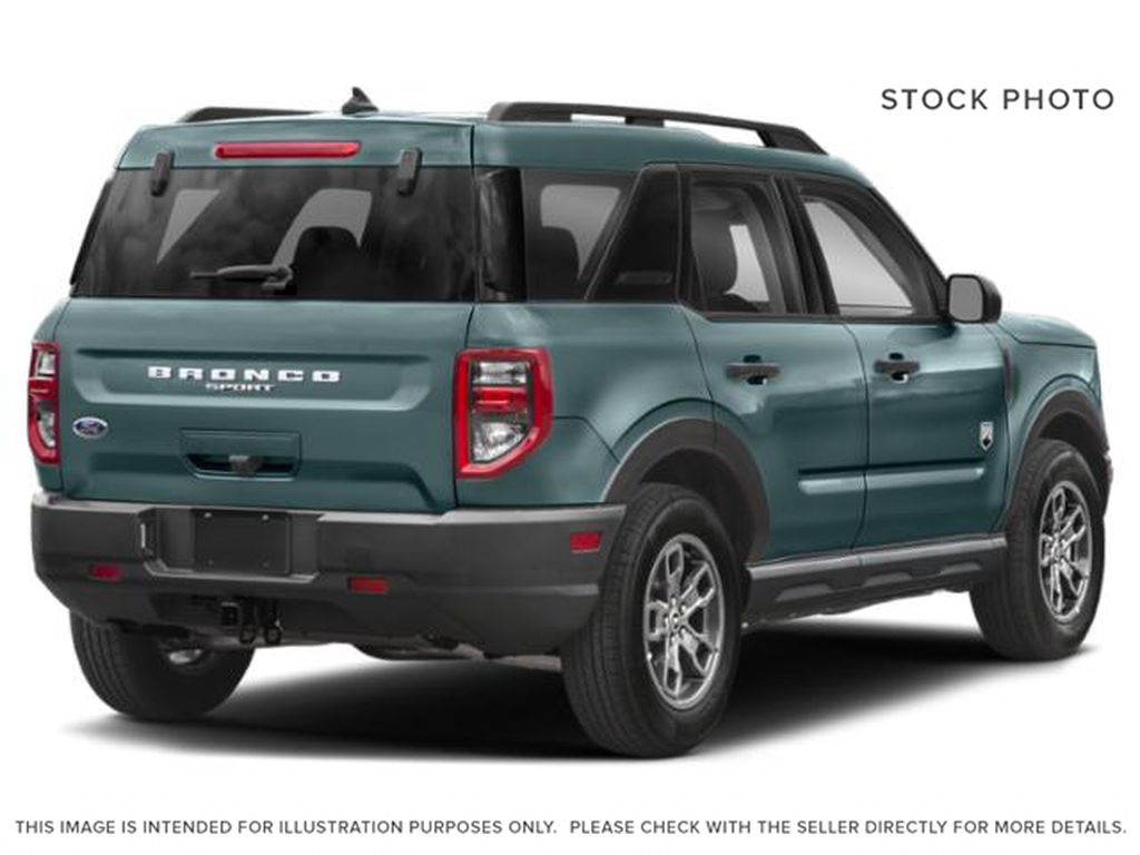 Blue[Area 51] 2021 Ford Bronco Sport Right Rear Corner Photo in Dartmouth NS