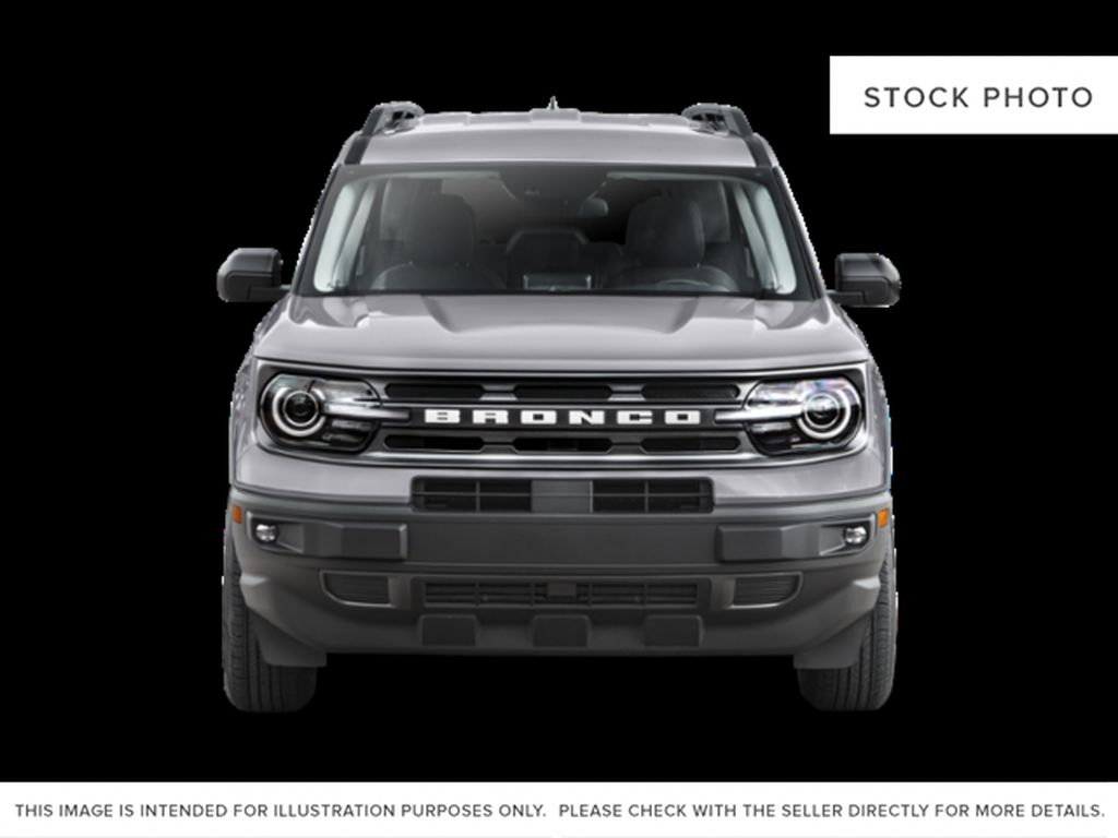 Blue[Area 51] 2021 Ford Bronco Sport Front Vehicle Photo in Dartmouth NS