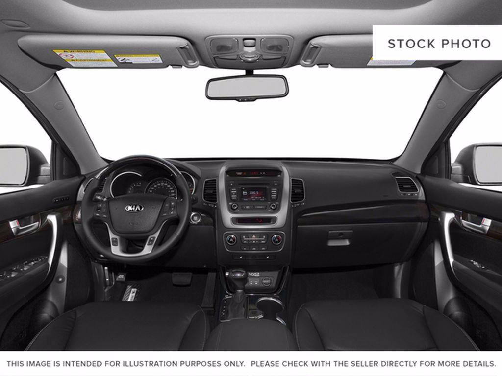 2015 Kia Sorento Left Rear Interior Door Panel Photo in Brandon MB