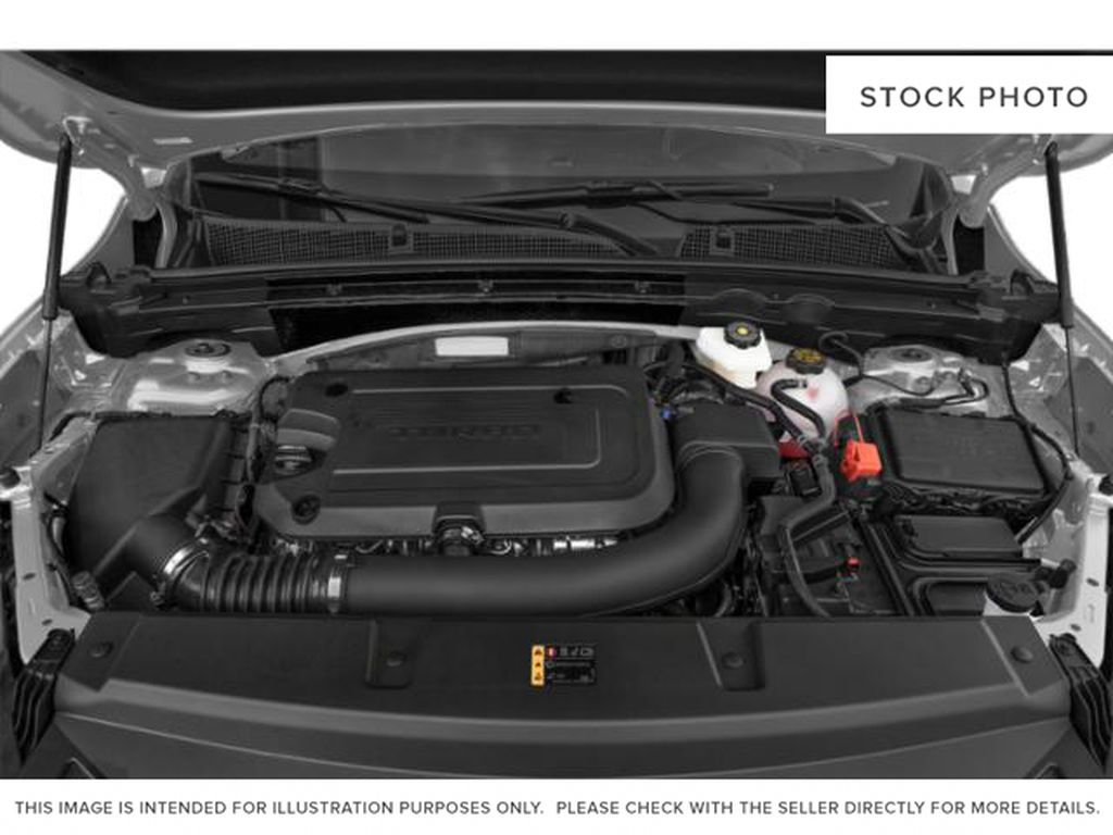 2021 Buick Envision Engine Compartment Photo in Medicine Hat AB