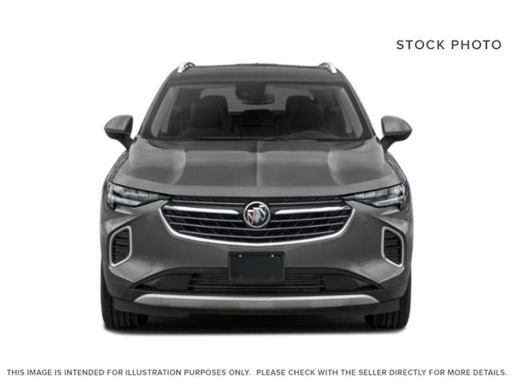 2021 Buick Envision Front Vehicle Photo in Medicine Hat AB
