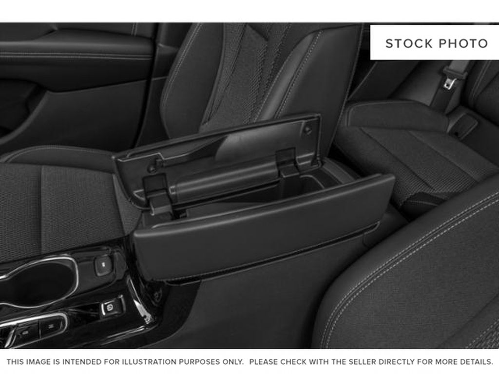 2021 Buick Envision Center Console Photo in Medicine Hat AB