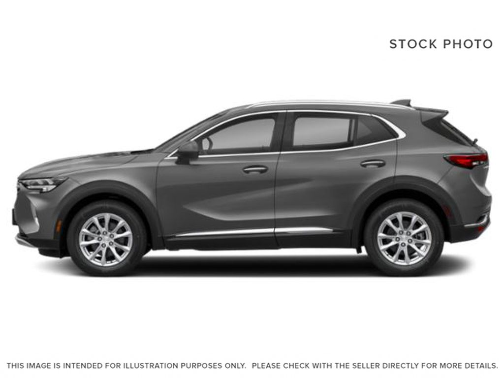 2021 Buick Envision Left Side Photo in Medicine Hat AB