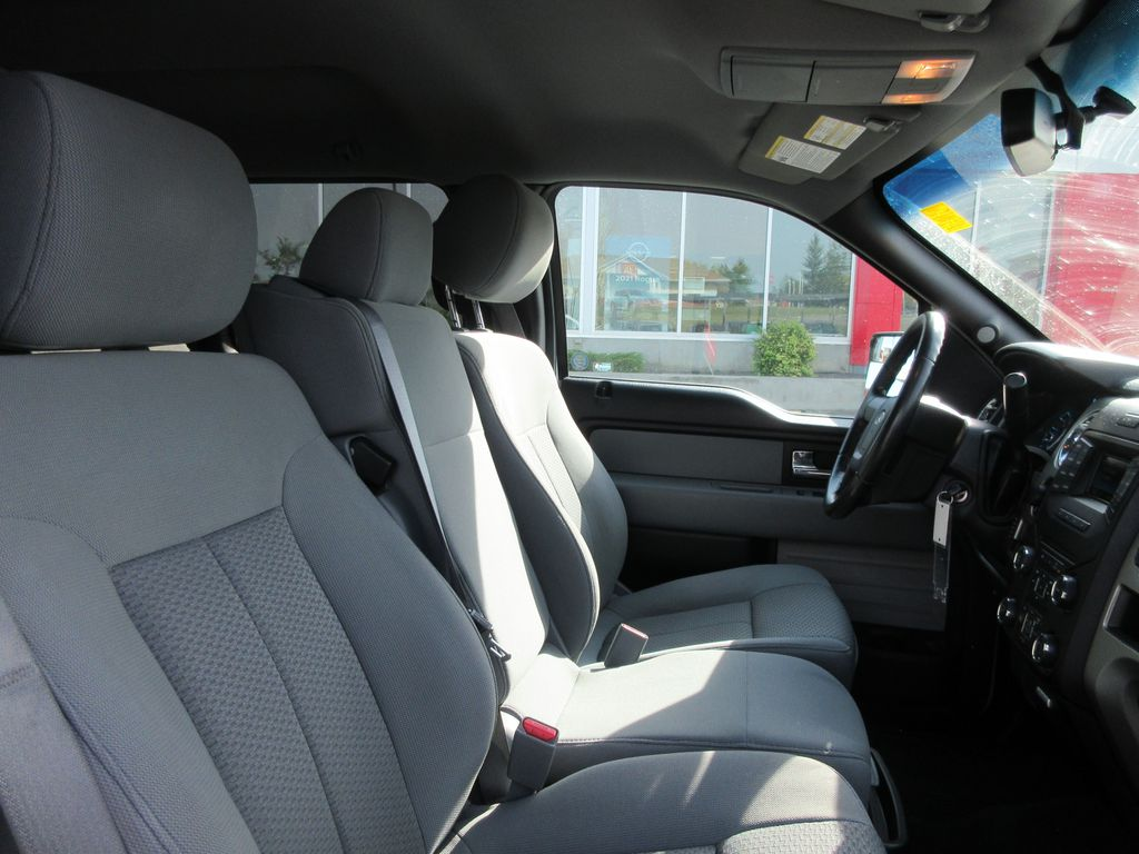 2013 Ford F-150 Left Side Rear Seat  Photo in Okotoks AB