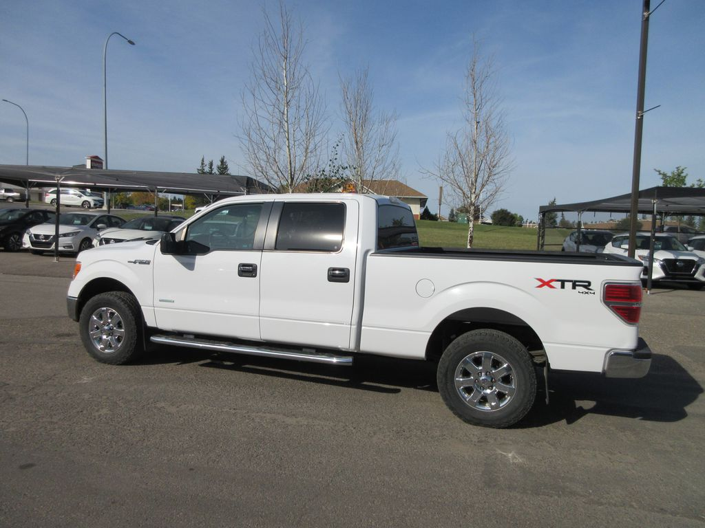 2013 Ford F-150 Rear of Vehicle Photo in Okotoks AB