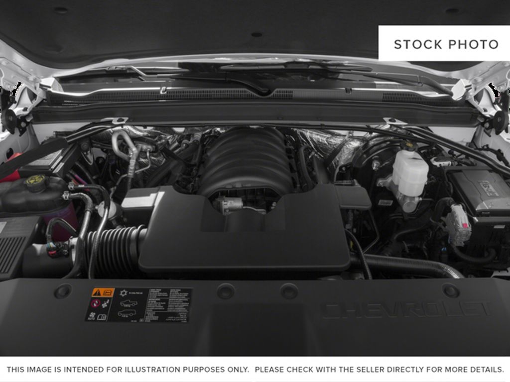 White[Iridescent Pearl Tricoat] 2017 Chevrolet Tahoe Engine Compartment Photo in Fort Macleod AB