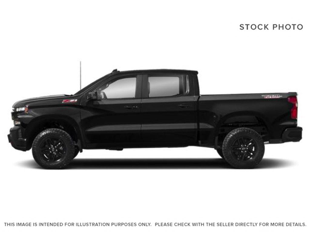Black[Black] 2020 Chevrolet Silverado 1500 Left Side Photo in Fort Macleod AB