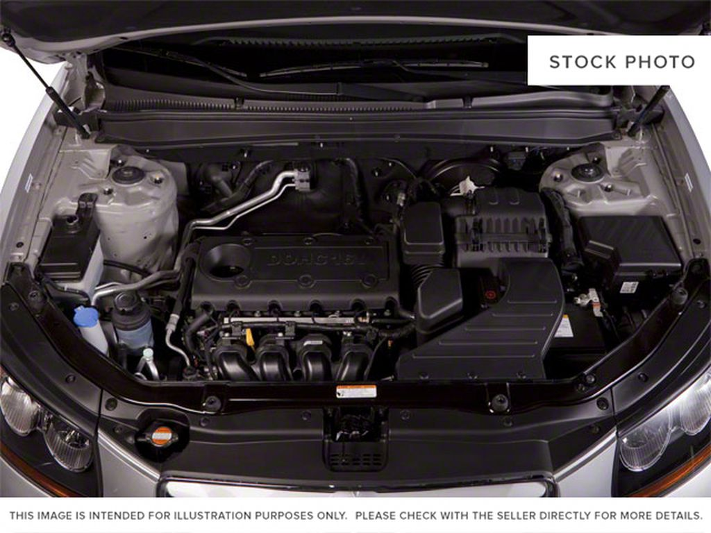 Silver[Moonstone Silver Metallic] 2012 Hyundai Santa Fe Engine Compartment Photo in Ottawa ON