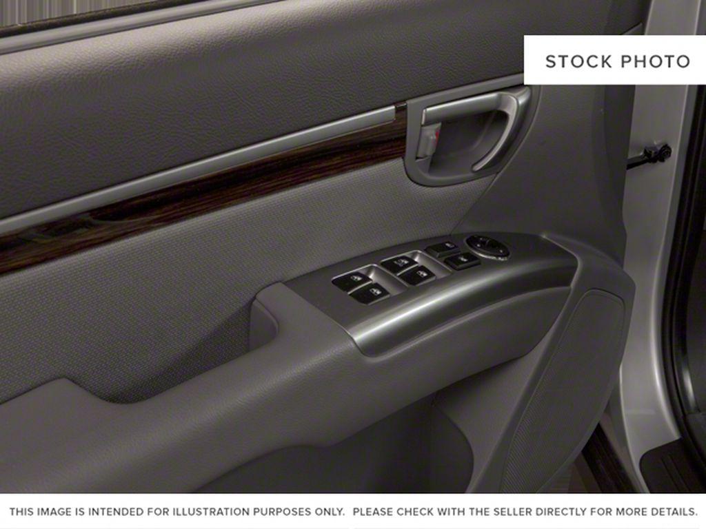 Silver[Moonstone Silver Metallic] 2012 Hyundai Santa Fe Left Front Interior Door Panel Photo in Ottawa ON