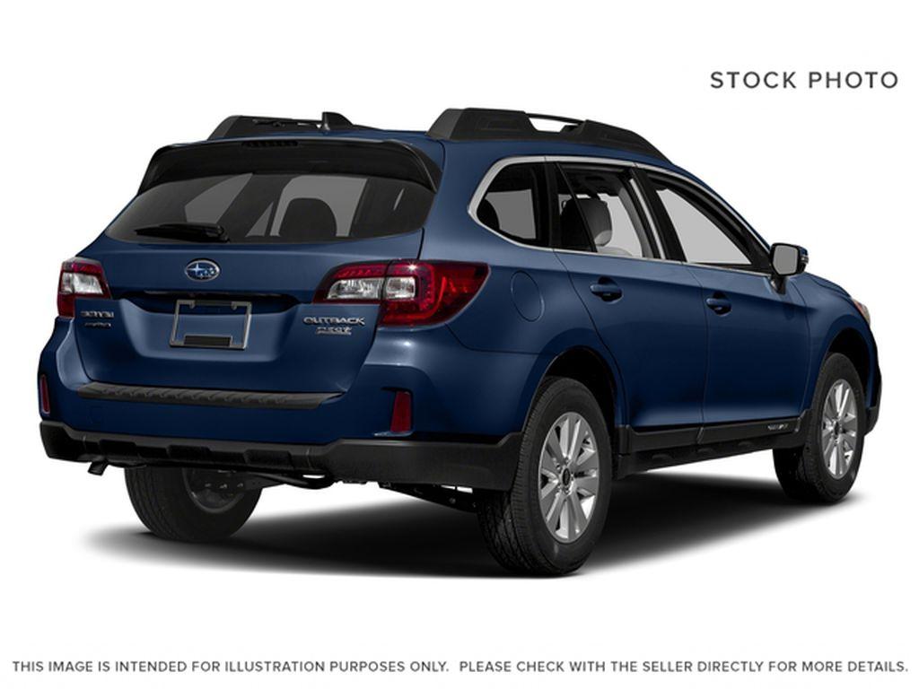 Blue[Lapis Blue Pearl] 2017 Subaru Outback Right Rear Corner Photo in Lethbridge AB