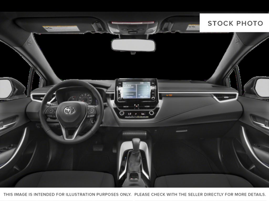 Red[Ruby Flare Pearl] 2022 Toyota Corolla Sunroof Photo in Brockville ON