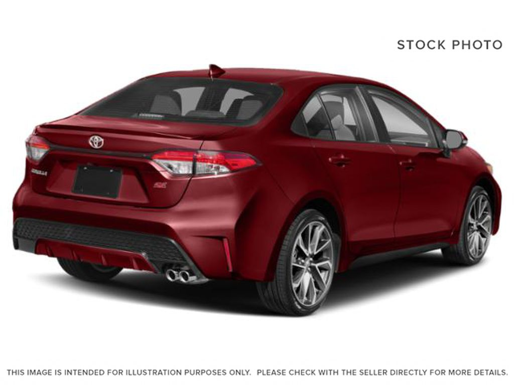 Red[Ruby Flare Pearl] 2022 Toyota Corolla  Driver's Side Door Controls Photo in Brockville ON