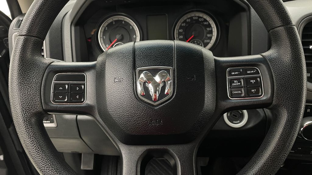 Green[Black Forest Green Pearl] 2016 Ram 1500 SXT 4WD - Crew Cab, 8 Speed Transmission, 3.6L V6 Additional Photo 3 in Winnipeg MB