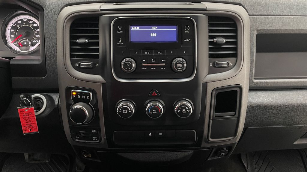 Green[Black Forest Green Pearl] 2016 Ram 1500 SXT 4WD - Crew Cab, 8 Speed Transmission, 3.6L V6 Additional Photo 2 in Winnipeg MB