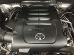 Silver[Silver Sky Metallic] 2017 Toyota Tundra CREWMAX 5.7L SR5 Engine Compartment Photo in Sherwood Park AB