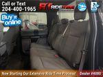 Black[Shadow Black] 2018 Ford F-150 XLT 4WD - SuperCrew, V6 Left Side Rear Seat  Photo in Winnipeg MB