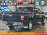 Black[Shadow Black] 2018 Ford F-150 XLT 4WD - SuperCrew, V6 Right Rear Corner Photo in Winnipeg MB