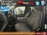 Black[Shadow Black] 2018 Ford F-150 XLT 4WD - SuperCrew, V6 Left Front Interior Photo in Winnipeg MB