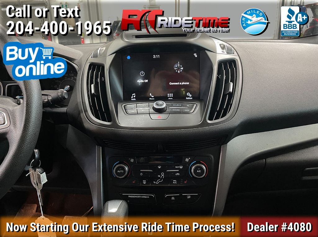 Blue[Lightning Blue] 2017 Ford Escape SE 4WD - MyFord Touch, Heated Seats, Backup Cam Additional Photo 1 in Winnipeg MB