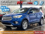 Blue[Lightning Blue] 2017 Ford Escape SE 4WD - MyFord Touch, Heated Seats, Backup Cam Primary Photo in Winnipeg MB