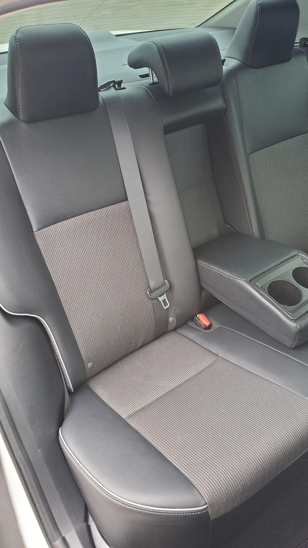 White[Alpine White] 2016 Toyota Corolla Right Side Rear Seat  Photo in Kelowna BC