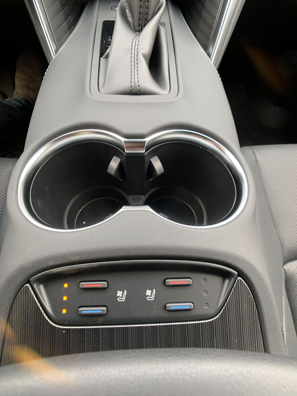 White[Blizzard Pearl] 2021 Toyota Venza XLE Package AVENBC AA Right Rear Interior Door Panel Photo in Brampton ON