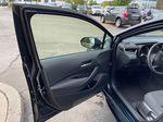 Blue[Galactic Aqua Mica] 2022 Toyota Corolla Hatchback Standard Package K4RBEC AM Left Rear Interior Door Panel Photo in Brampton ON