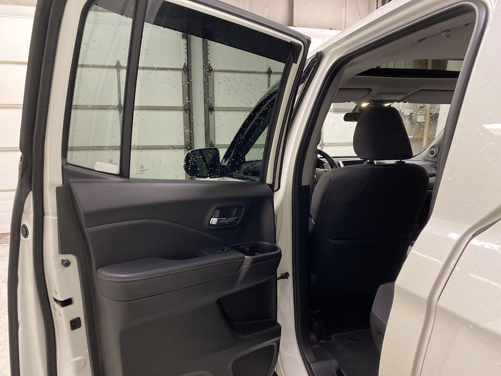 2017 Honda Ridgeline Left Rear Interior Door Panel Photo in Dartmouth NS
