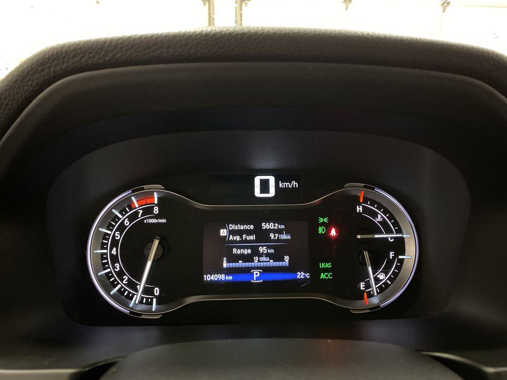2017 Honda Ridgeline Odometer Photo in Dartmouth NS