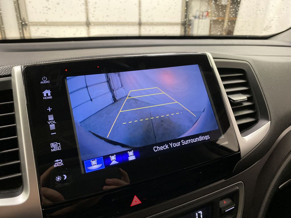 2017 Honda Ridgeline Backup Camera Closeup Photo in Dartmouth NS