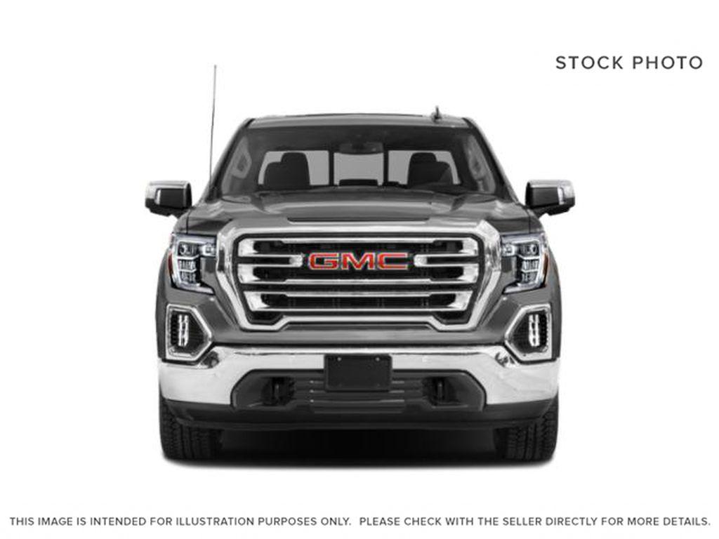 Onyx Black 2021 GMC Sierra 1500 Front Vehicle Photo in Oshawa ON