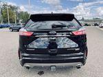 Black[Agate Black] 2019 Ford Edge Left Front Interior Photo in Brandon MB