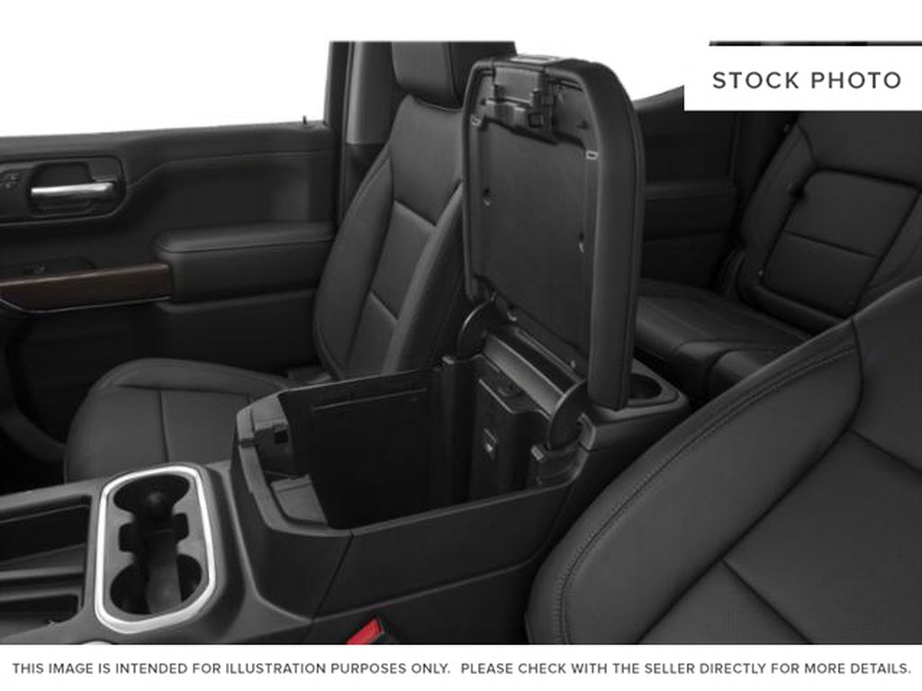 2020 GMC Sierra 1500 Center Console Photo in Fort Macleod AB