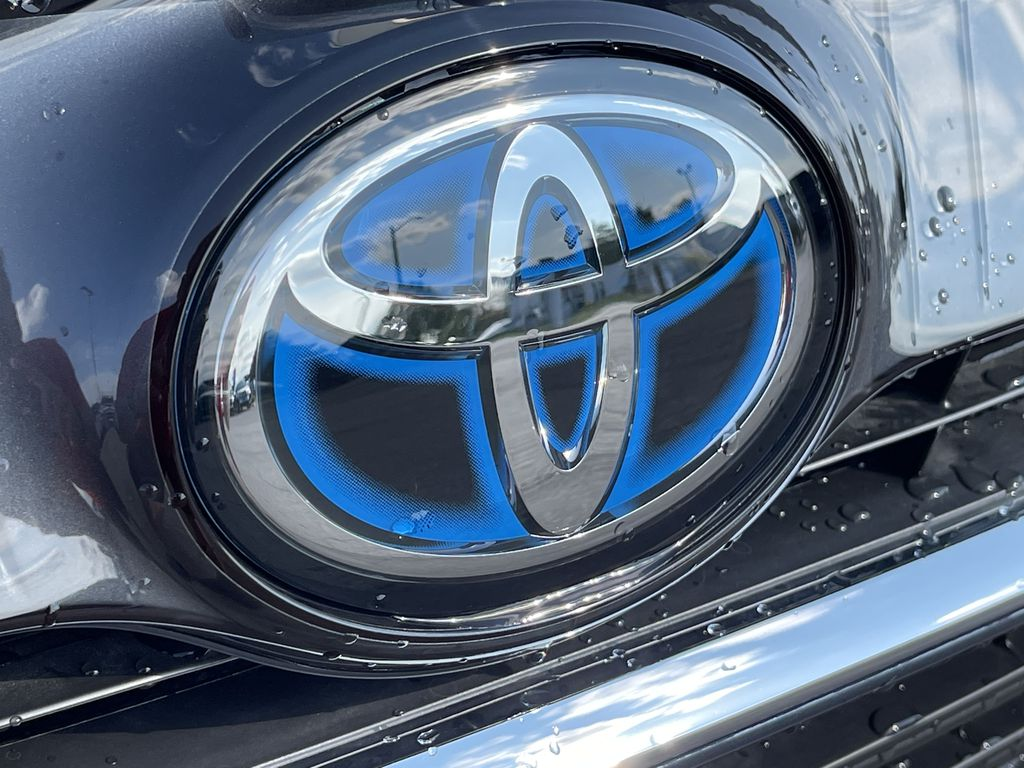 Gray[Coastal Gray Metallic] 2021 Toyota Venza AWD LE Package AVENAC AM Left Side Rear Seat  Photo in Brampton ON