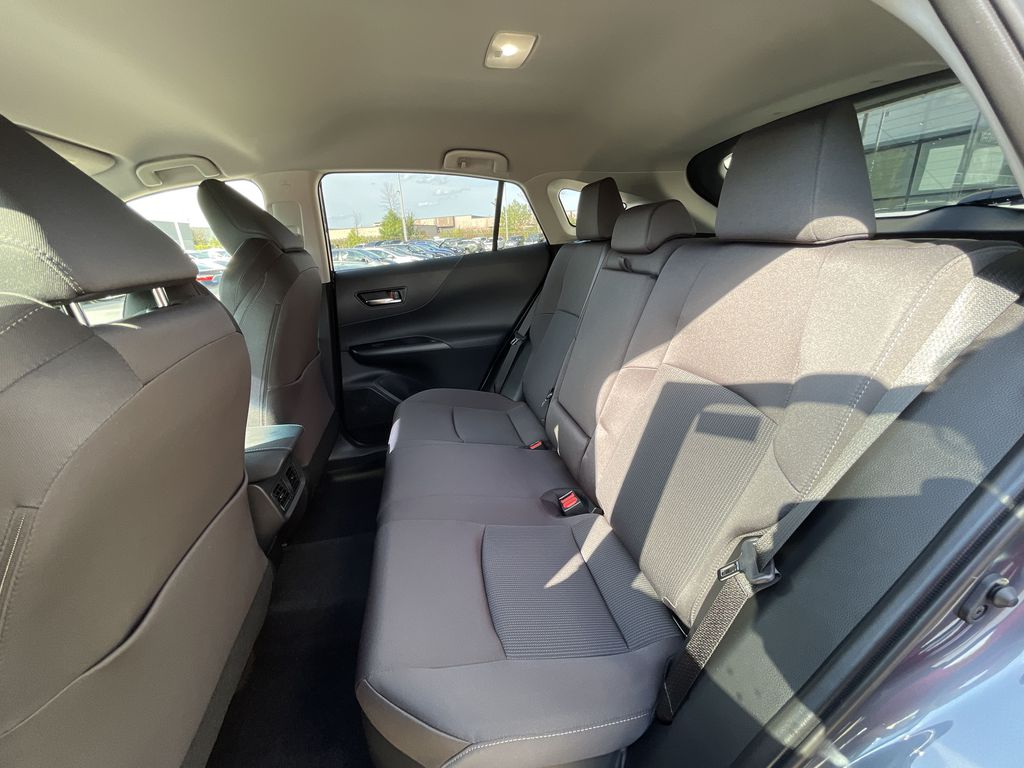 Gray[Coastal Gray Metallic] 2021 Toyota Venza AWD LE Package AVENAC AM Right Side Front Seat  Photo in Brampton ON