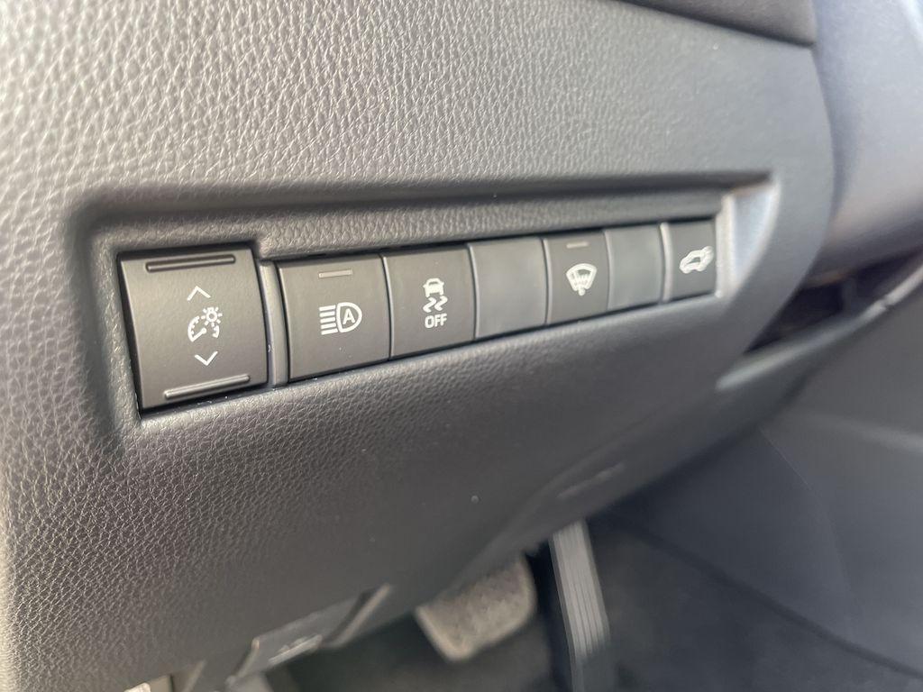Gray[Coastal Gray Metallic] 2021 Toyota Venza AWD LE Package AVENAC AM Strng Wheel/Dash Photo: Frm Rear in Brampton ON