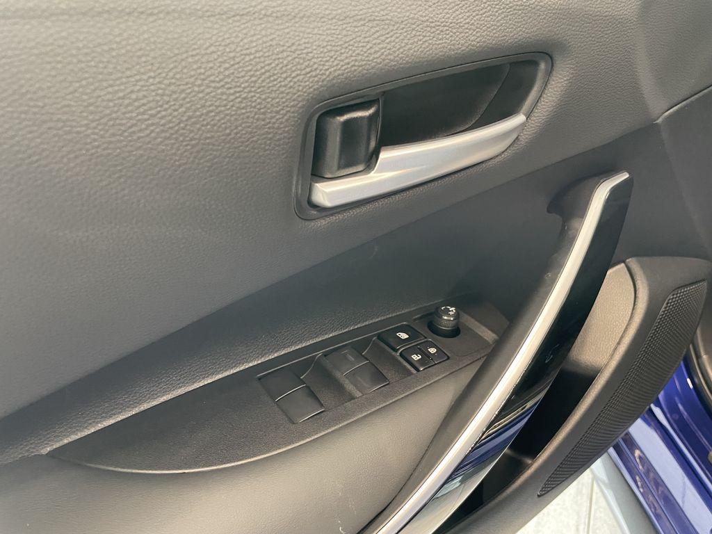 Blue Crush Metallic W/Black Roof 2022 Toyota Corolla XSE Third Row Seat or Additional  Photo in Edmonton AB