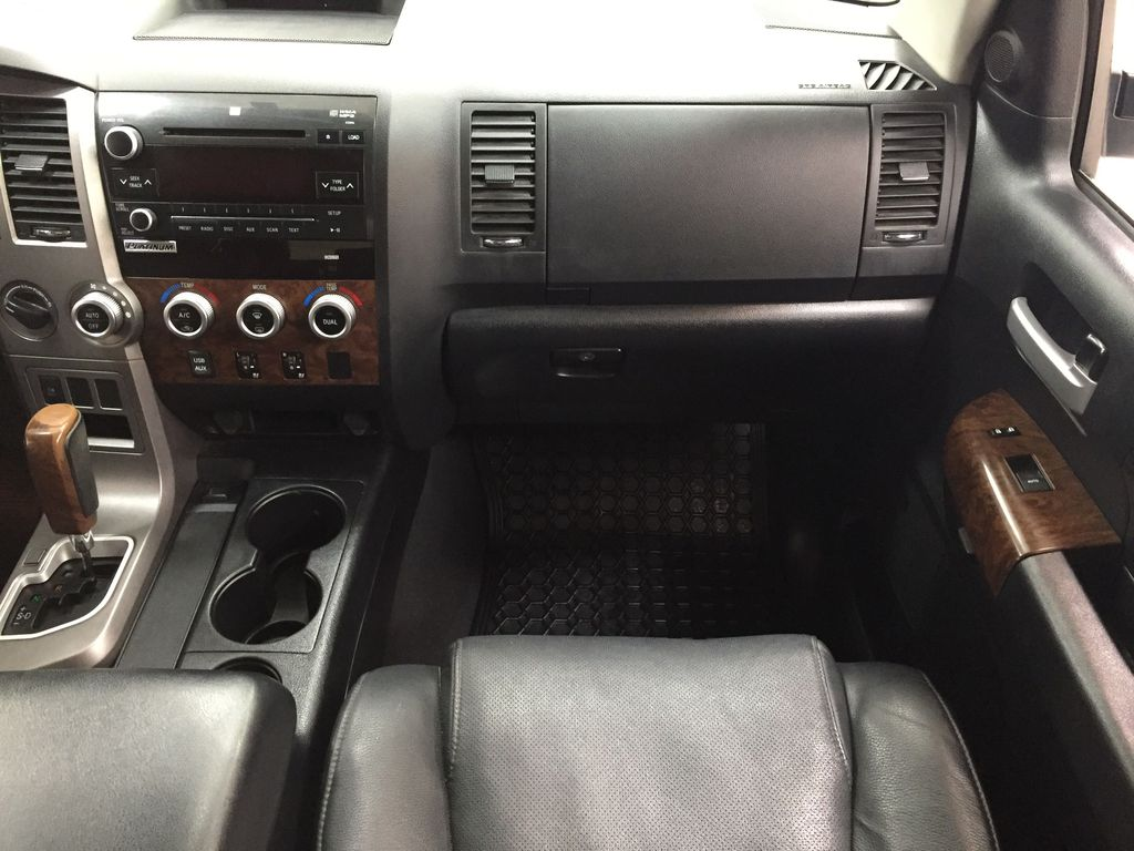 White[Alpine White] 2012 Toyota Tundra LIMITED CREWMAX 5.7L Right Front Seat Photo in Sherwood Park AB