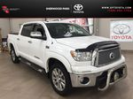 White[Alpine White] 2012 Toyota Tundra LIMITED CREWMAX 5.7L Primary Photo in Sherwood Park AB