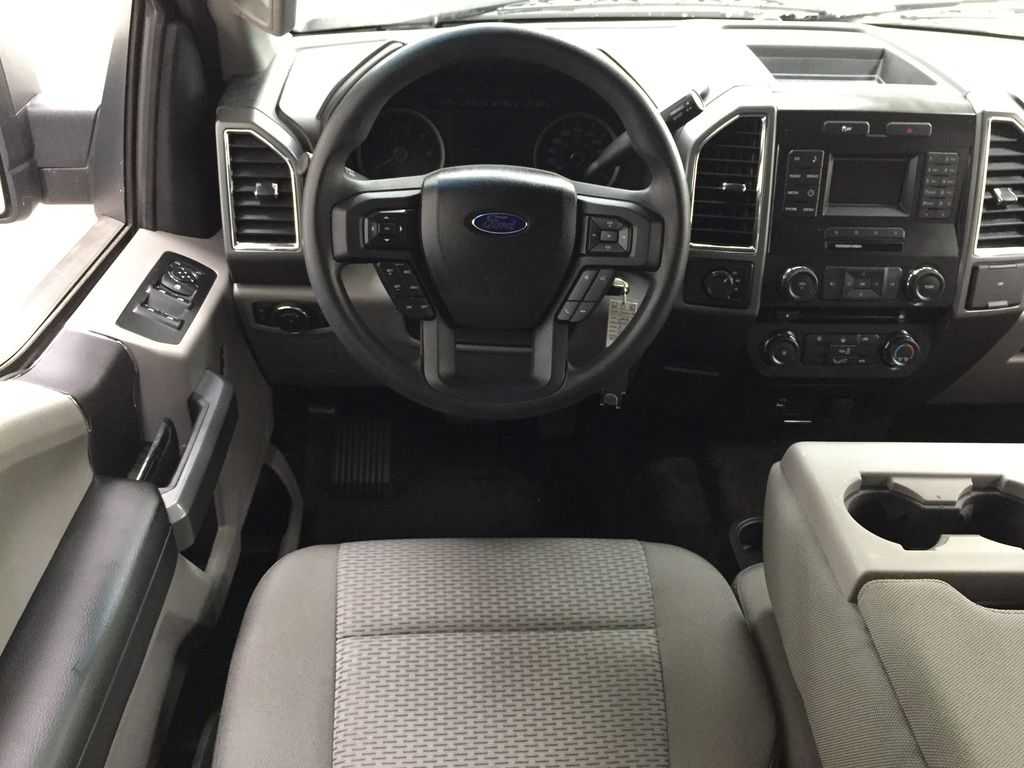 SILVER 2016 Ford F-150 XLT SUPERCREW Left Front Seat Photo in Sherwood Park AB