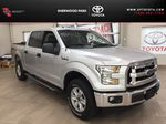 SILVER 2016 Ford F-150 XLT SUPERCREW Primary Photo in Sherwood Park AB