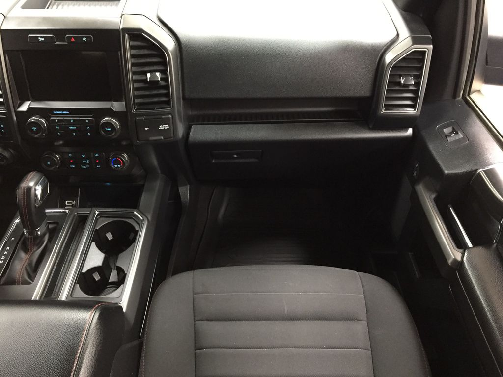 BLUE 2019 Ford F-150 XLT SPORT CREWCAB 5.0L V8 Right Front Seat Photo in Sherwood Park AB
