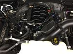 BLUE 2019 Ford F-150 XLT SPORT CREWCAB 5.0L V8 Engine Compartment Photo in Sherwood Park AB