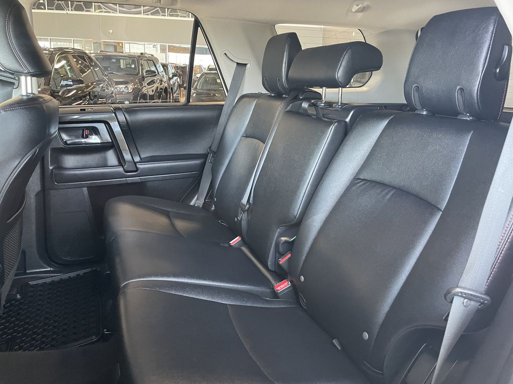 White 2020 Toyota 4Runner 4DR 4WD TV / Special Photo in Edmonton AB